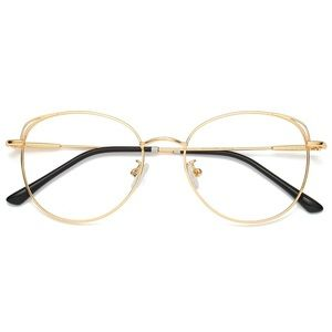 Accessories - Women's Cat Eye Blue Light Blocking Glasses